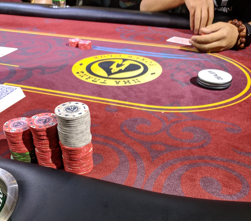 Playing Poker in Vietnam [Millions at Stake]
