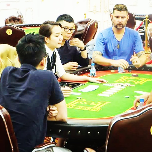 Poker in Vietnam